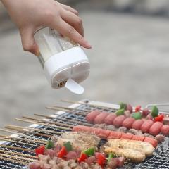 户外烧烤便携式4合一调料罐160/箱 白色 见详情