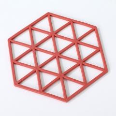 隔热垫三角(1000个/箱)-个 红色 见详情