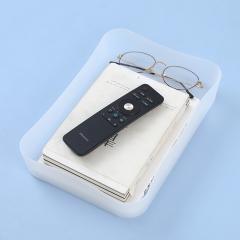 桌面透明整理收纳筐-大号  114/箱