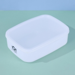 保鲜盒饭盒 小号长方形1000ml   165/箱