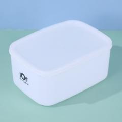 保鲜盒饭盒 大号长方形1400ml  96/箱