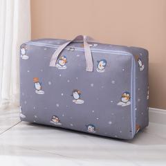 旅行袋防水棉被收纳袋搬家袋中号(120包/箱) 55*20*33企鹅 见详情