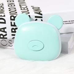 【专利产品】三合一卡通暖手宝   120/箱 蓝色小熊 见详情