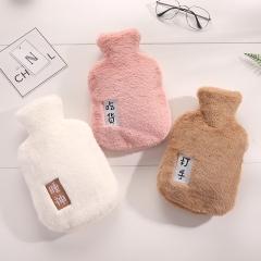 布套注水热水袋R806  (120个/箱)个 吃货粉色 见详情